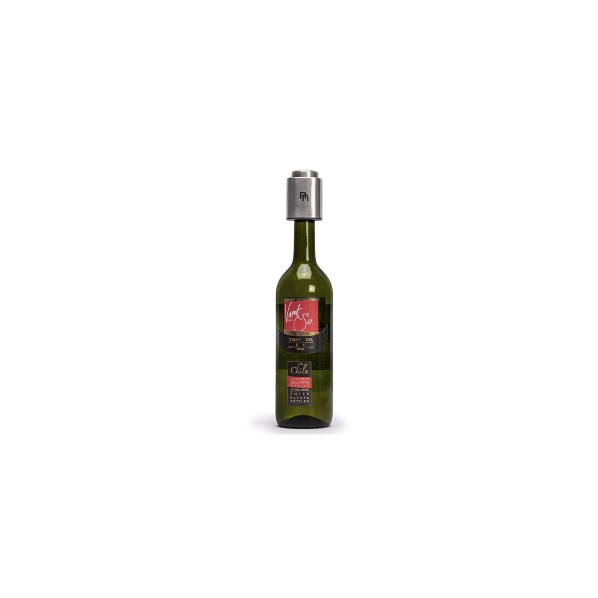 Nicely Neat Wine Sealer, Preserver & Stopper with Vacuum Pump and Date Marker, Professional Grade