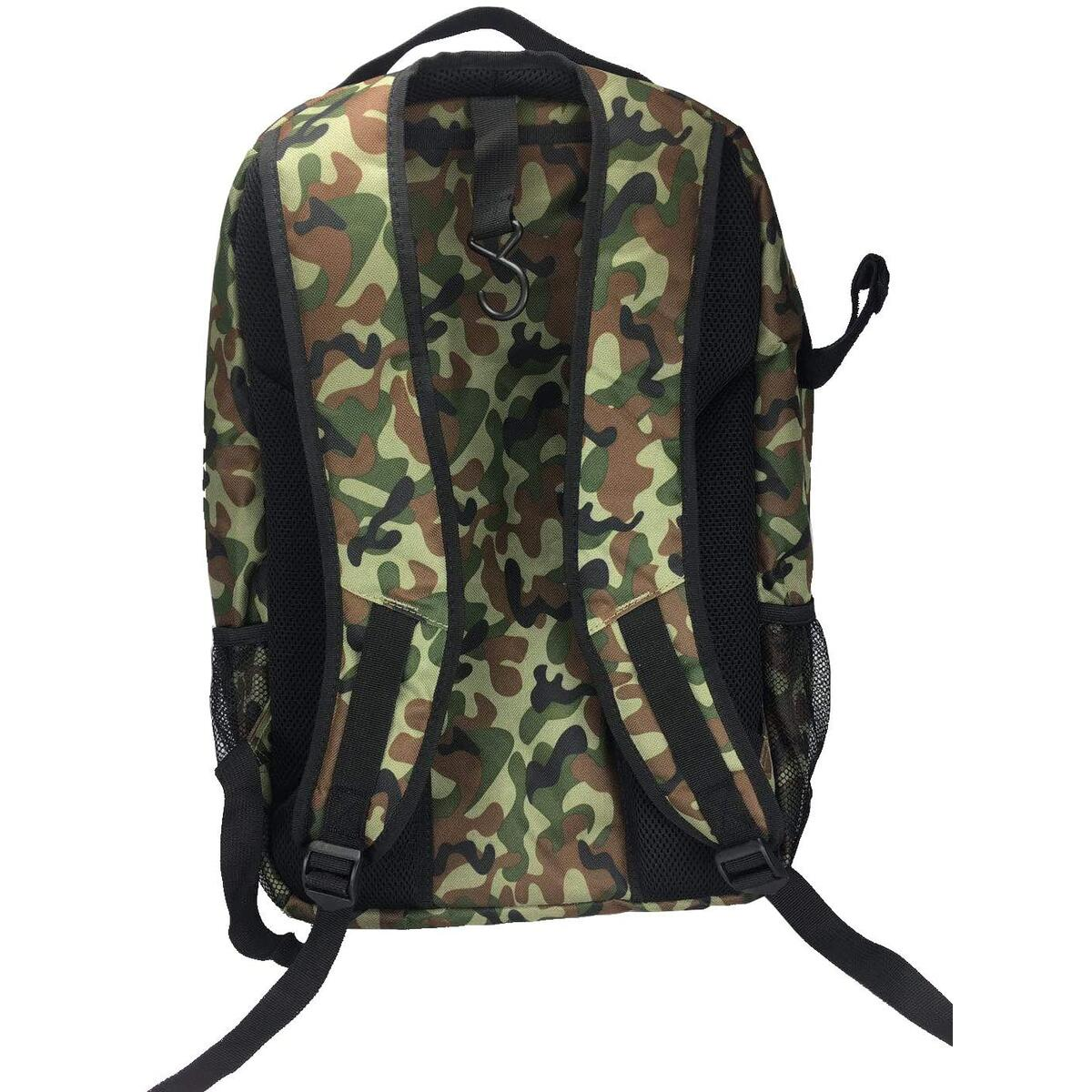 Elleve Sports Camo GAME READY Youth & Adults Bat & Equipment Backpack Bag 2020