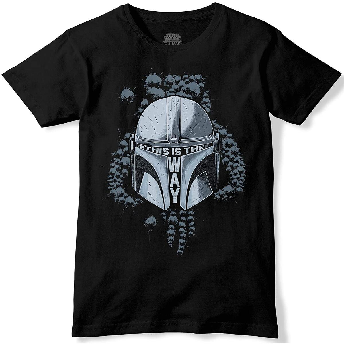Star Wars Mandalorian This is The Way Mens T-Shirt