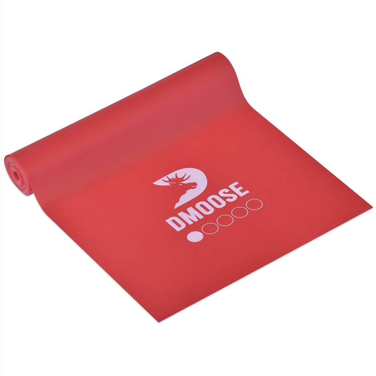 Long Resistance Bands (Red Only)