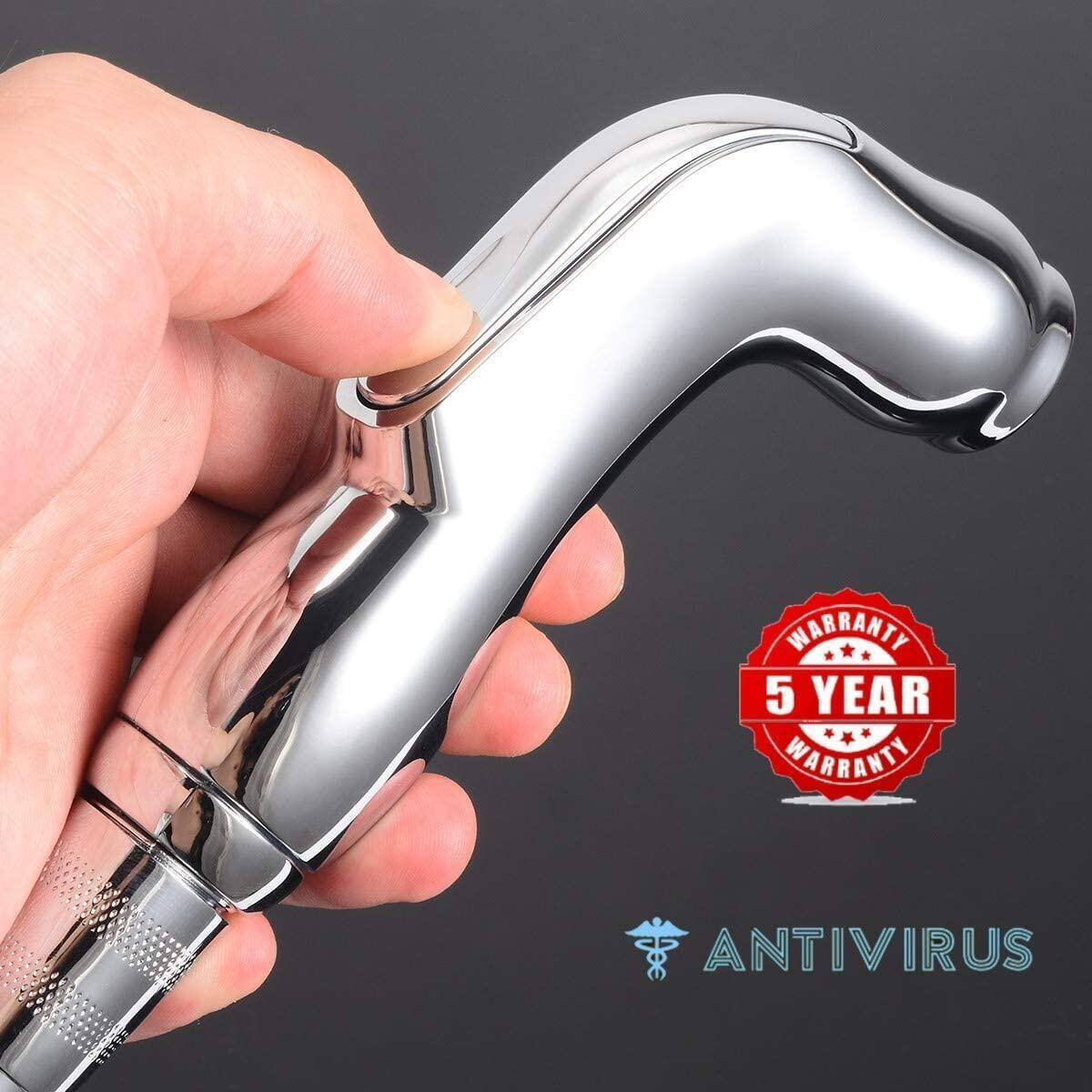 2020 New Multipurpose Cleaner - ANTIVIRUS - Leakproof Best Handheld Bidet Toilet Sprayer