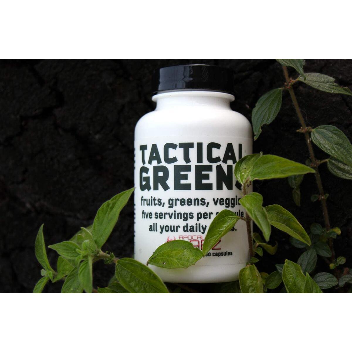 Tactical Greens