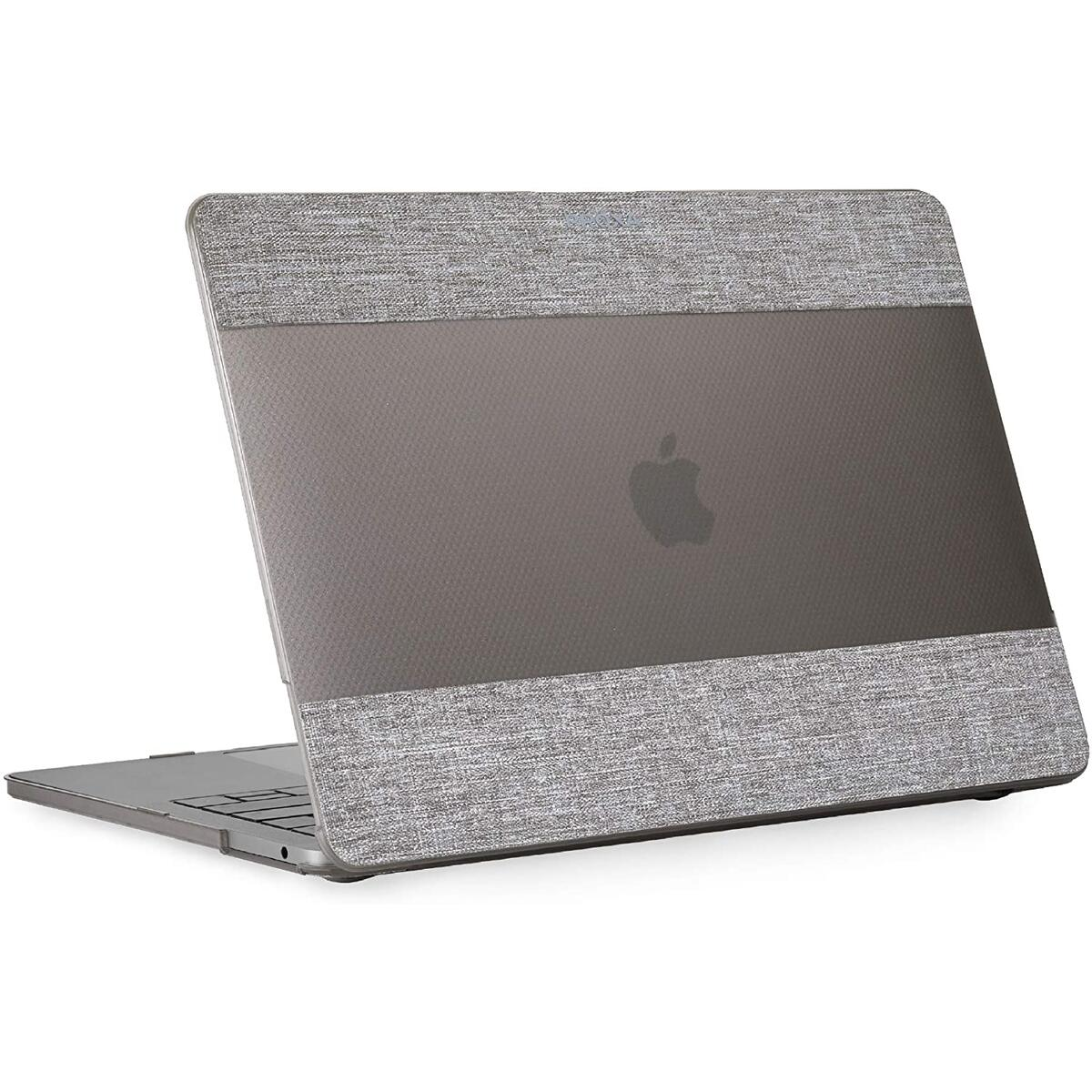 PROXA MacBook Pro 13 inch Case Released 2018 & 2019, Creator Series Hardshell Case Cover for MacBook Pro 13 inch 2018/2019, A1706/A1708/A1989/A2159-Space Grey