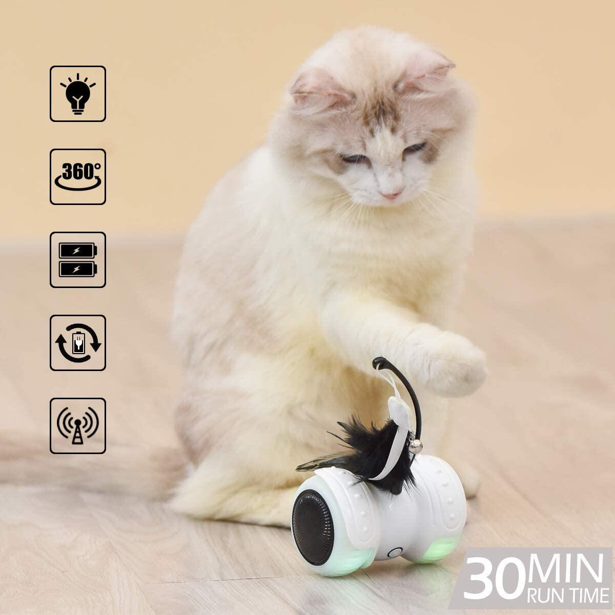 Smart Remote Cat Toy Interactive Automatic for kitty