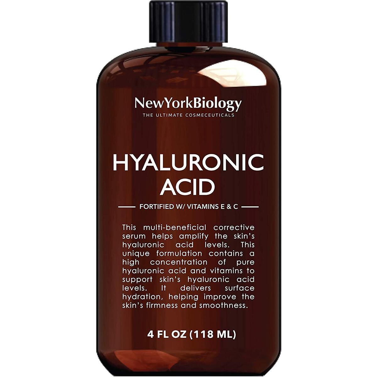 Hyaluronic Acid Serum 4 oz
