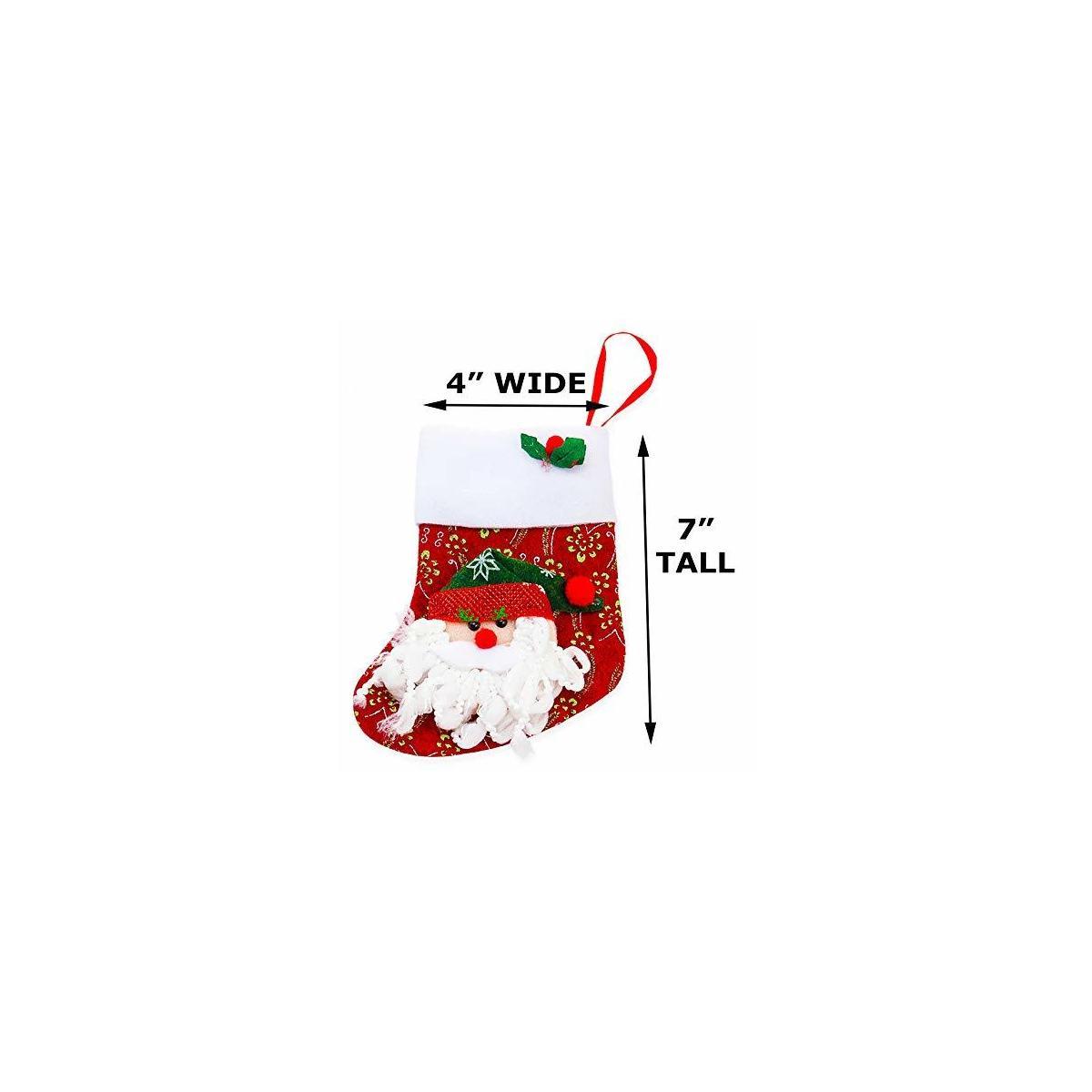 Small Christmas Stockings