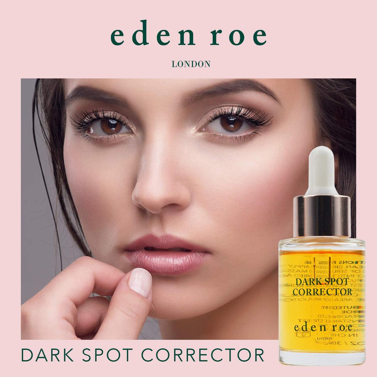 Eden Roe Dark Spot Corrector, Pigment Lightening Serum, With Super White 377 Enhanced Skin Resurfacing and Brightening, for Face Arm Body Bikini Area, Effective Moisturizer Young and Mature Skin