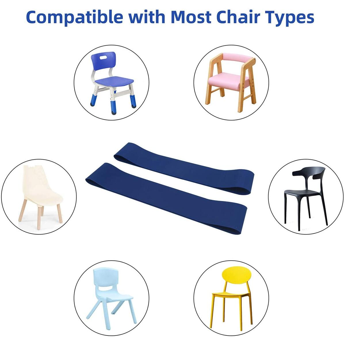 Chair Bands for Kids with Fidgety Feet