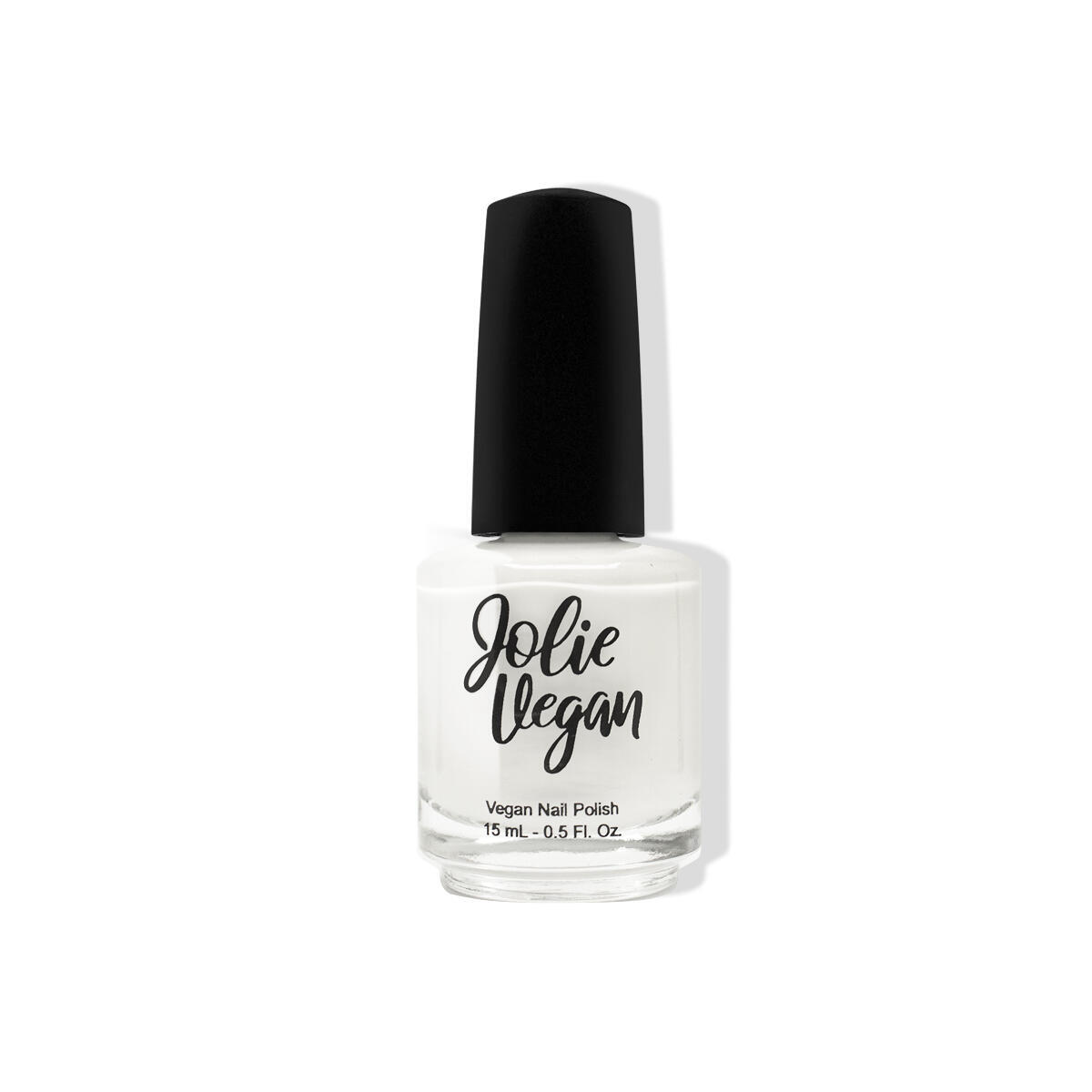 Jolie Vegan Nail Polish - Vegan Nail Polish, Cruelty-Free Nail Polish, Promotes Mental Health, Positive Color Names, Non-Toxic Formula, 11-Free, PETA Certified, 0.5 Fl. Oz. (15 mL) *All colors*