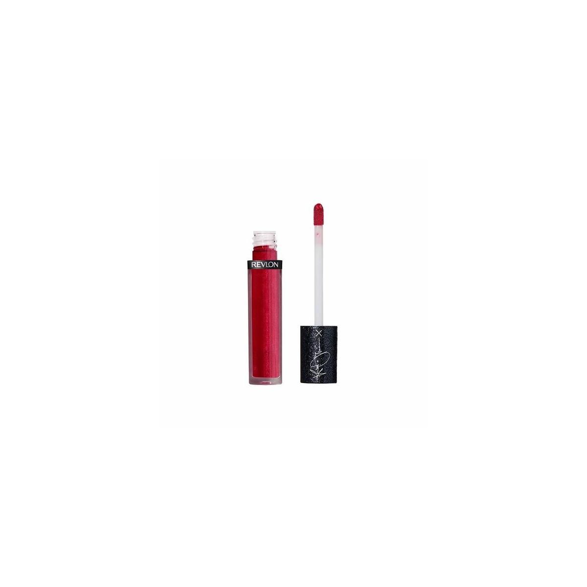 Revlon Never Enough Lip, Worship Limited Edition Lip Kit by Ashley Graham, 3 Piece Kit with Lipstick, Lip gloss, Lip liner, 1 Set