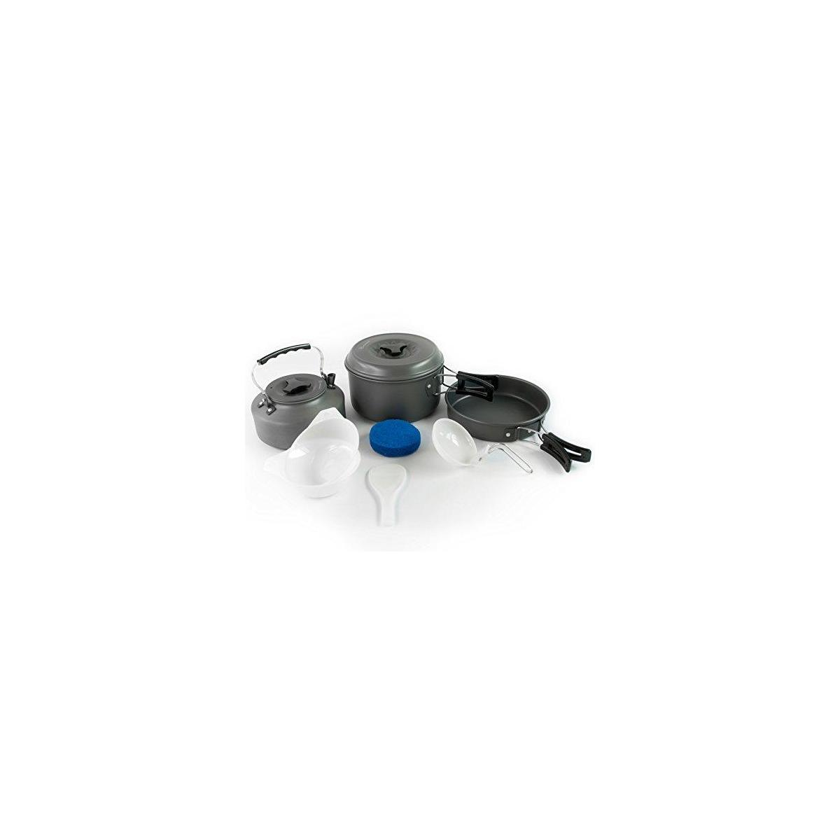 Winterial Camping and Backpacking Cookware