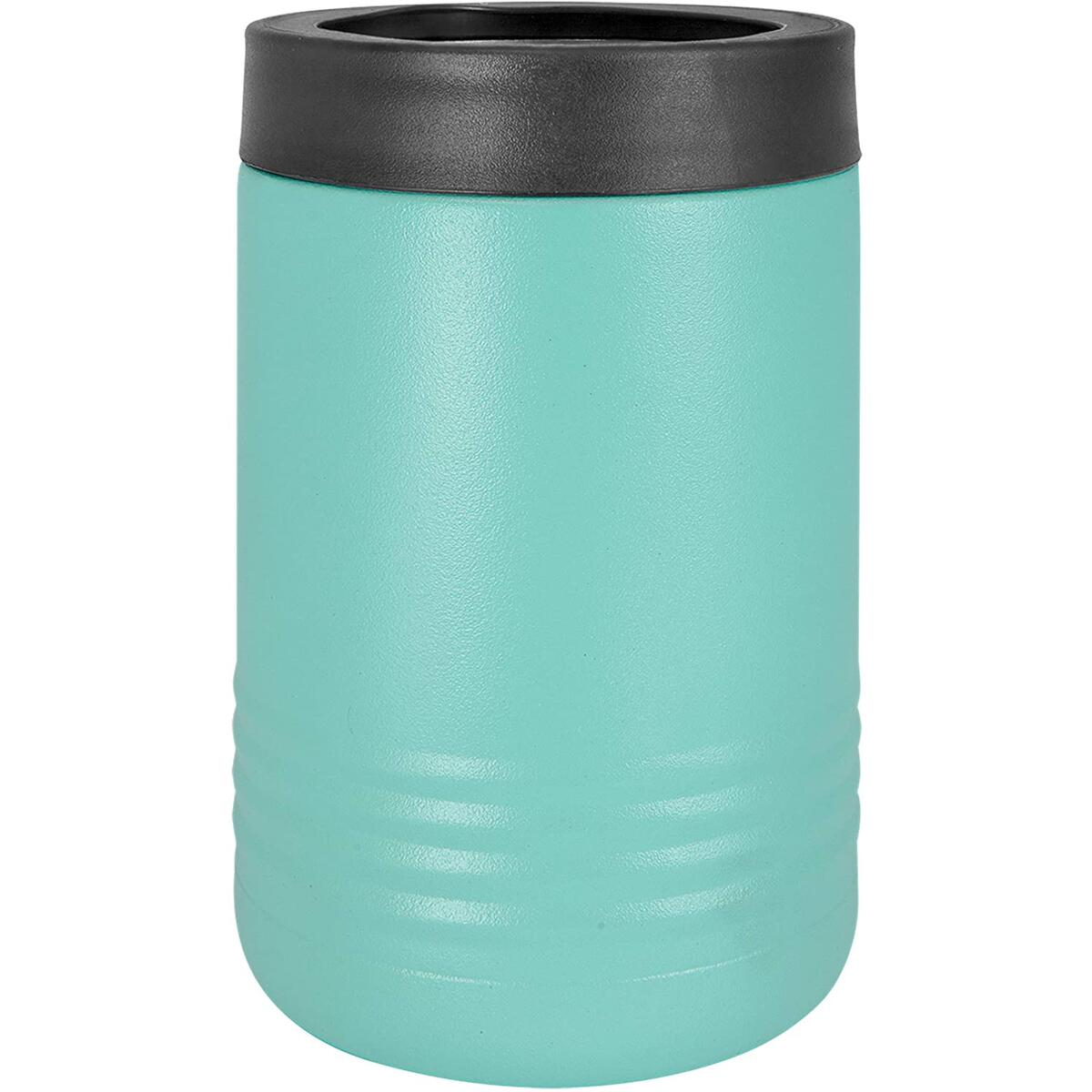 6 Pack Can Coolers - Teal - Clear Water Home Goods