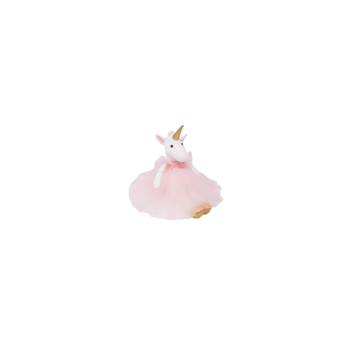 Lunaki Unicorn Stuffed Animal
