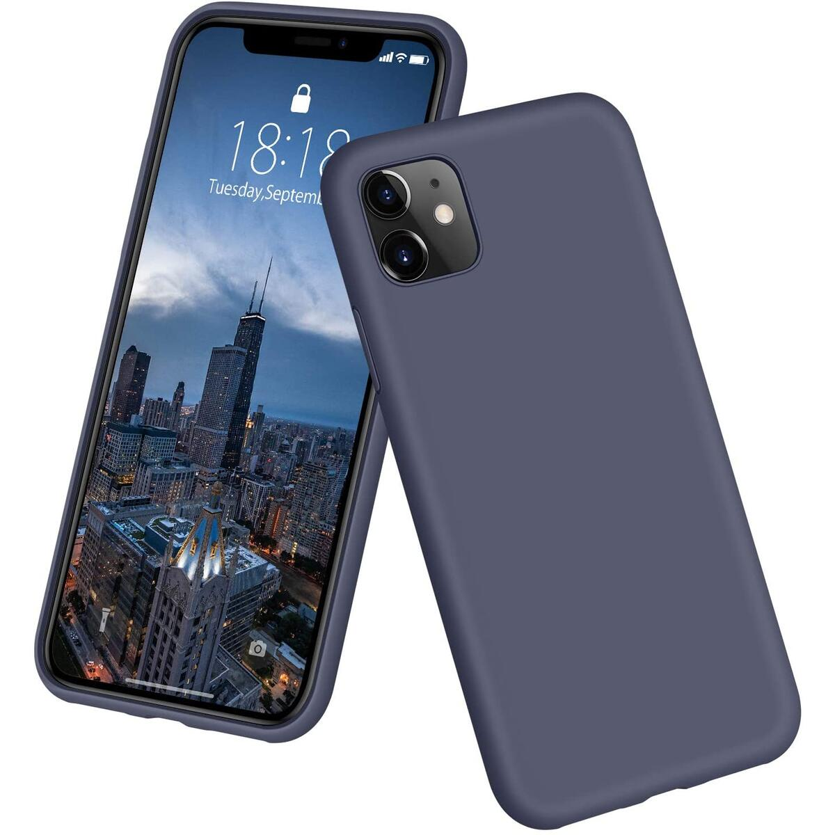 NIOBUNNY CASE for iPhone 11 Pro, Ultra-Thin & Slim Fit Flexible Soft TPU Case (All Colors)