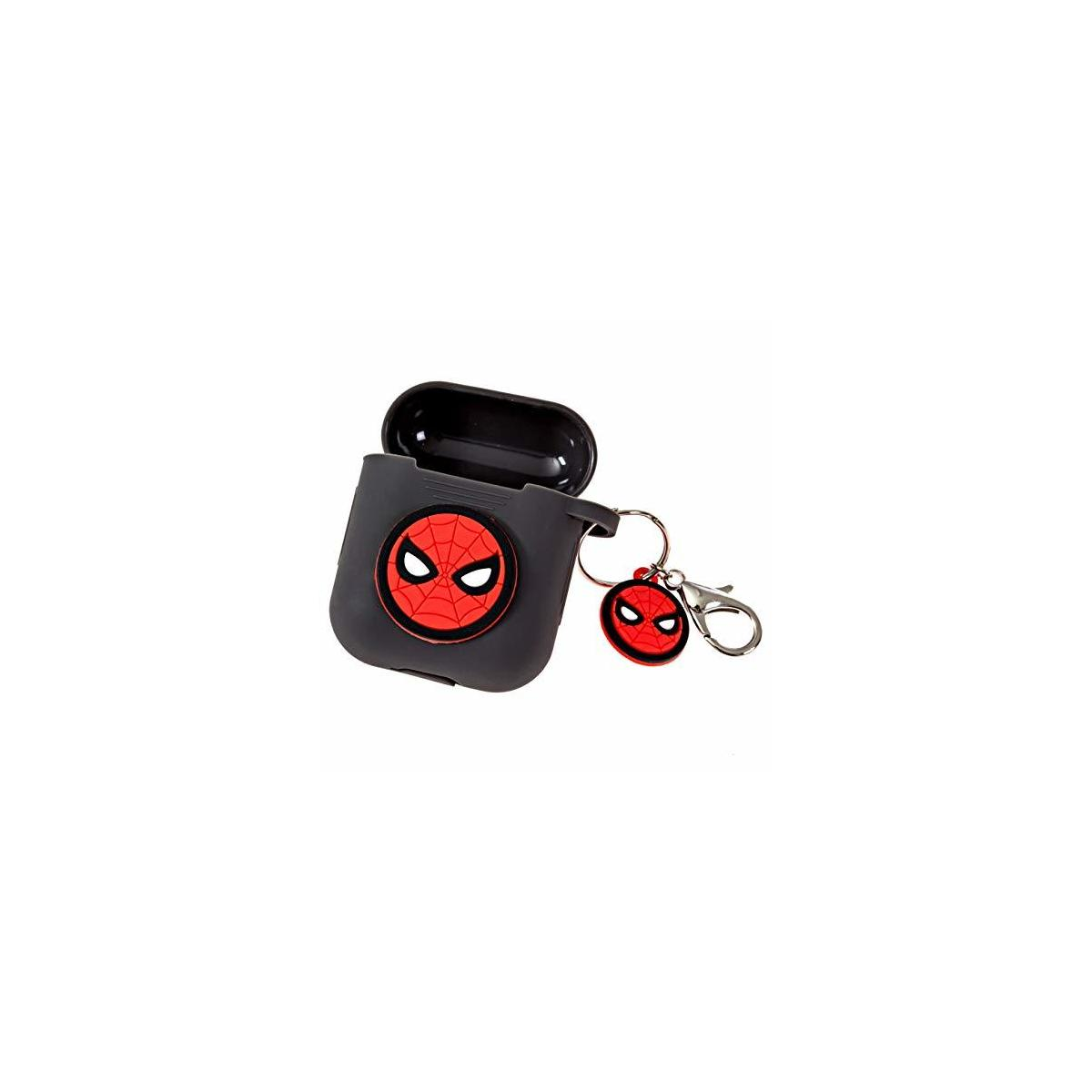 REBATE ONLY FOR : Color: Spiderman  -  Marvel AirPods Case Cover for Apple Airpods Compatible with Apple AirPods 1 & 2 Charging Case