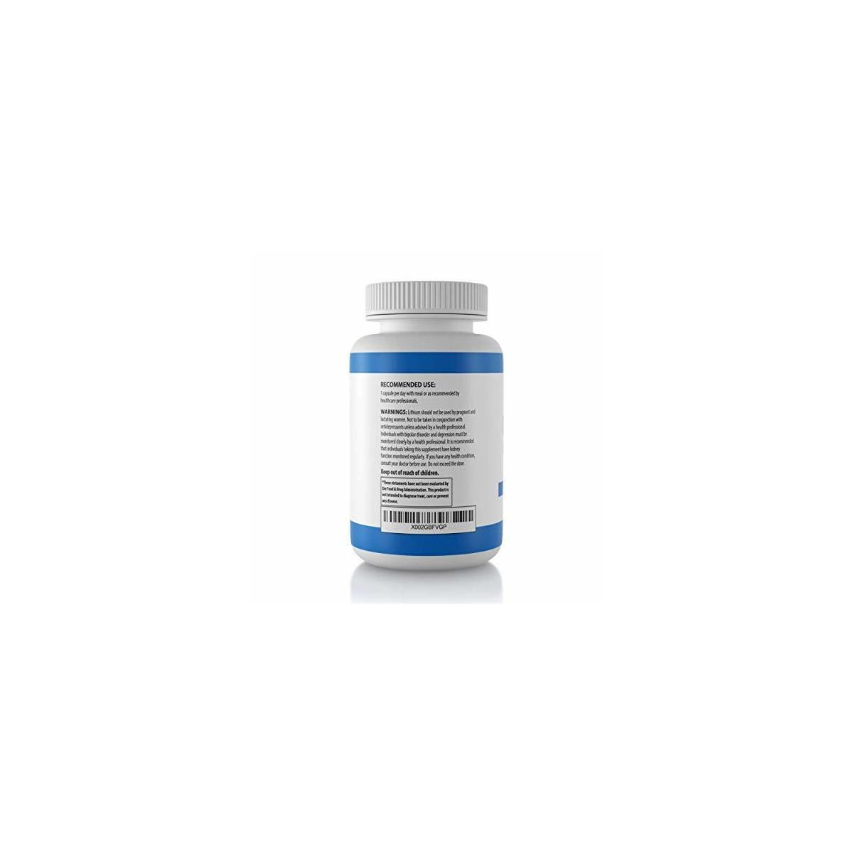Lithium Orotate Supplement 10mg
