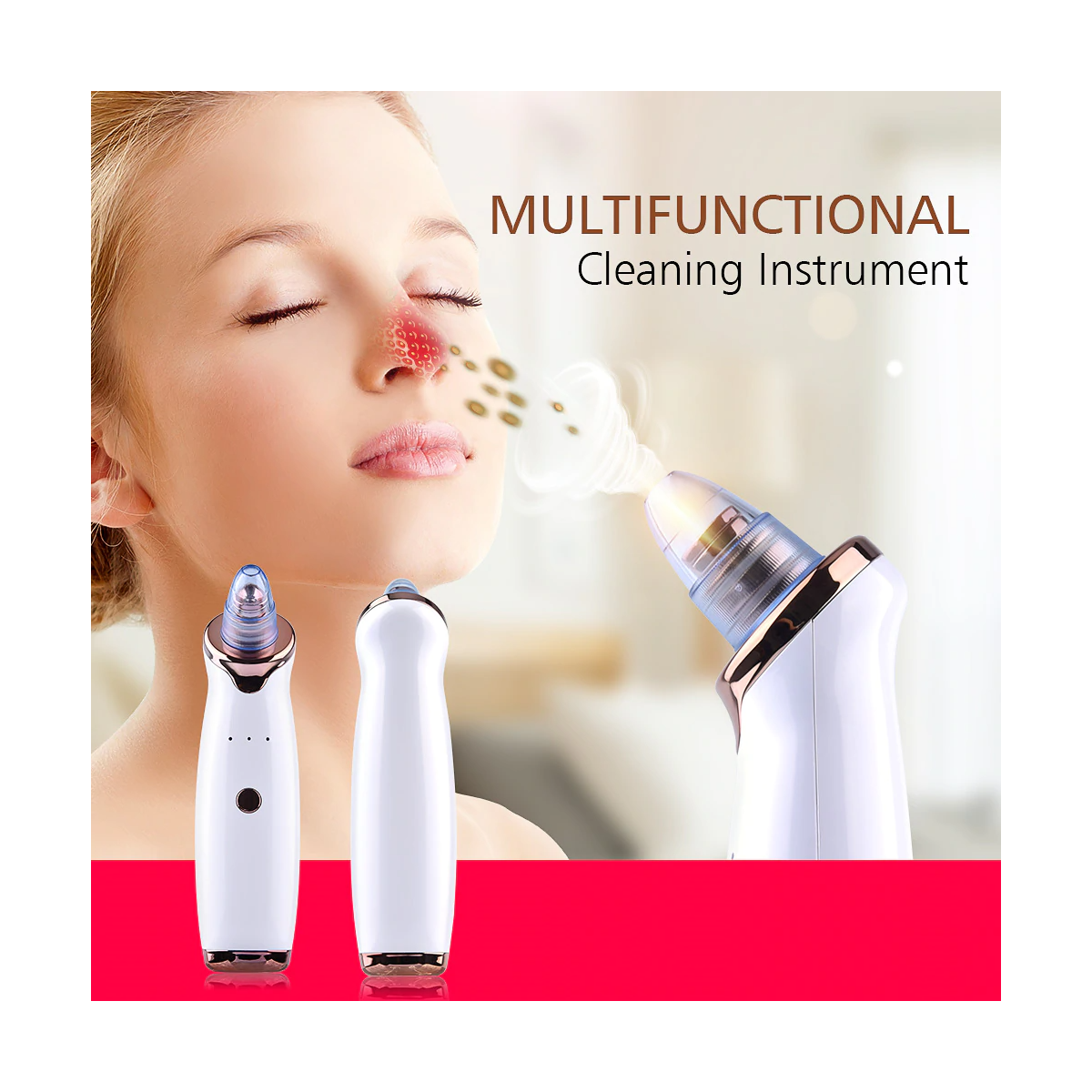 SkinAngel Blackhead Remover Vacuum Suction *75% OFF than our retail price*