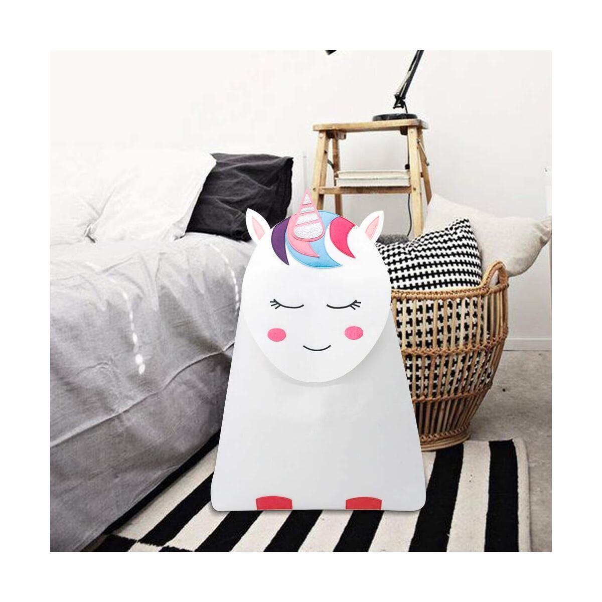 Bings & Things Unicorn Laundry Basket Hamper for Kids