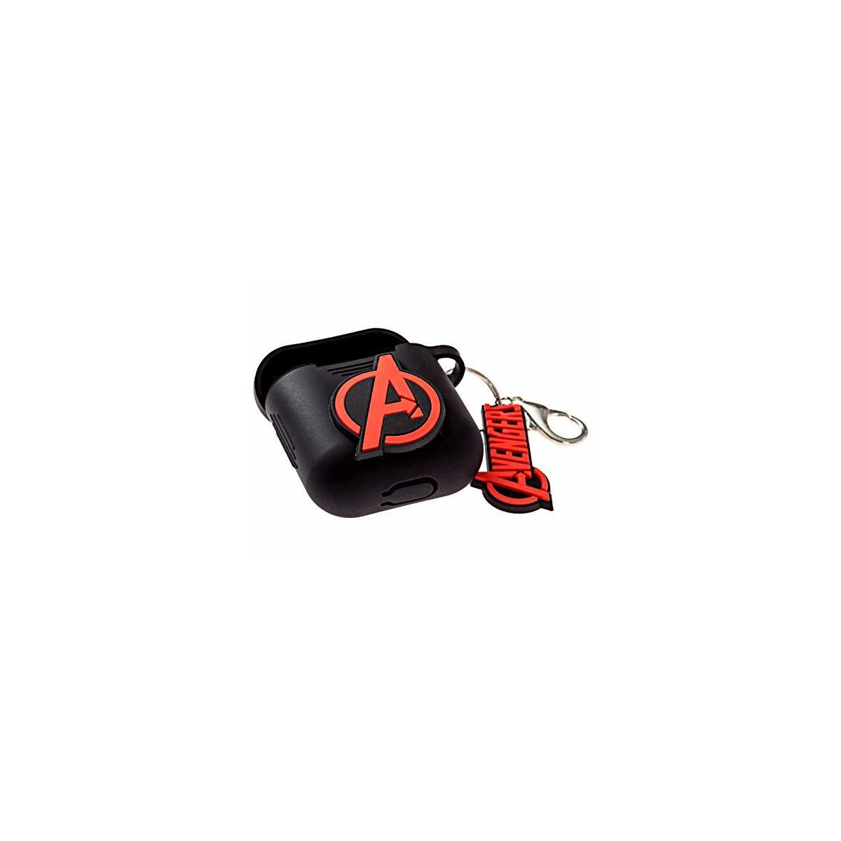 REBATE ONLY FOR : Color: Avengers   -  Marvel AirPods Case Cover for Apple Airpods Compatible with Apple AirPods 1 & 2 Charging Case