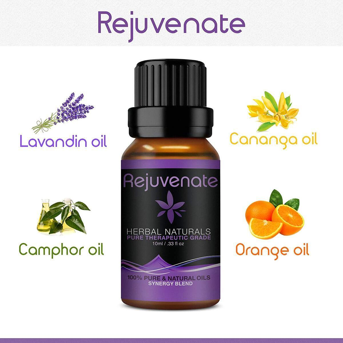 Essential Oil Synergy Blend