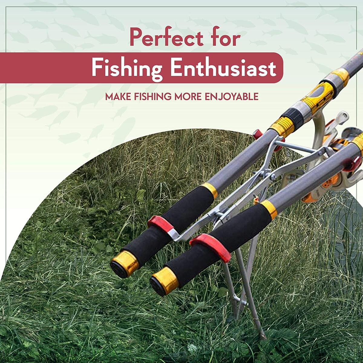 EcoFish Tackle Fishing Pole Holder