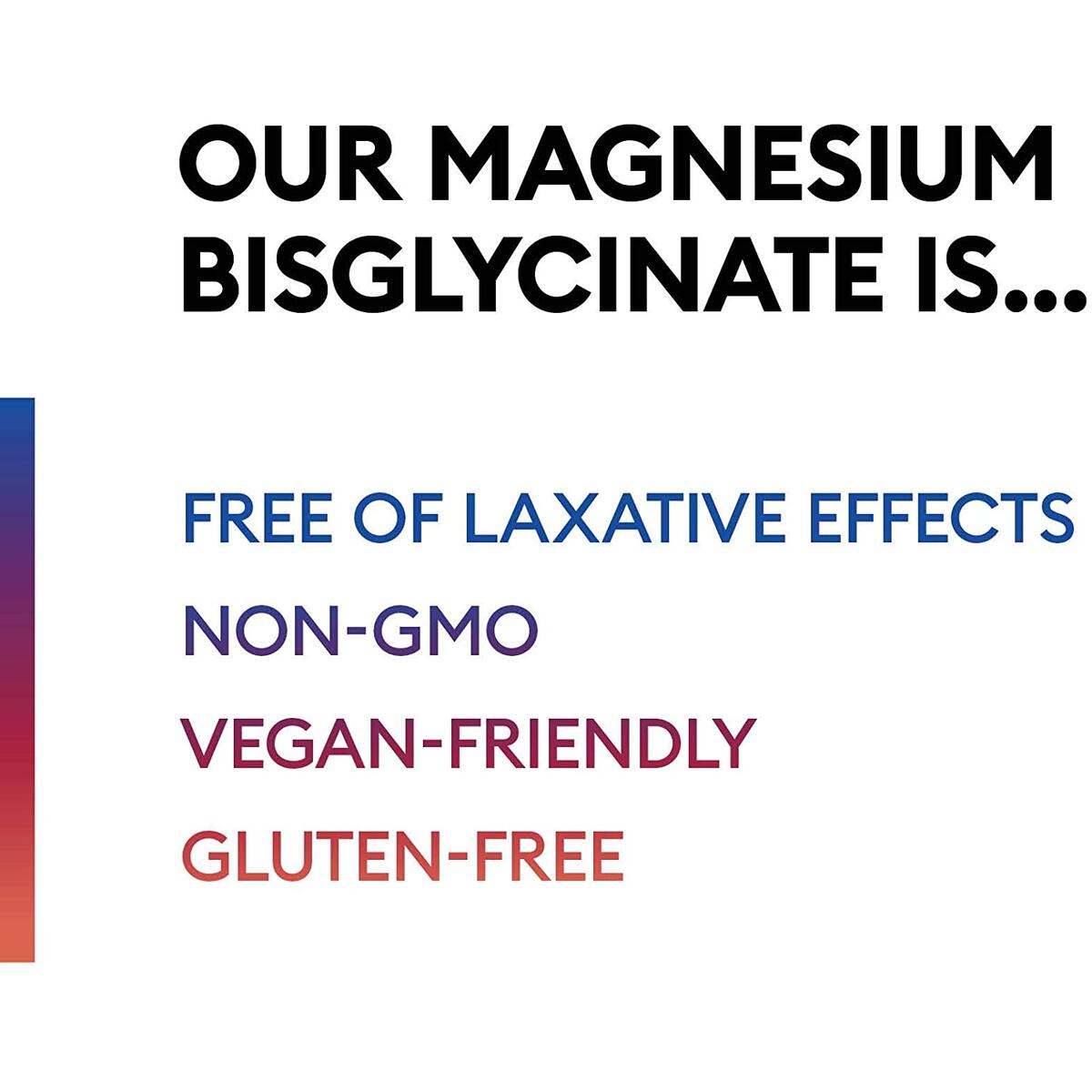 Physician's Choice Magnesium 120 ct Supplement