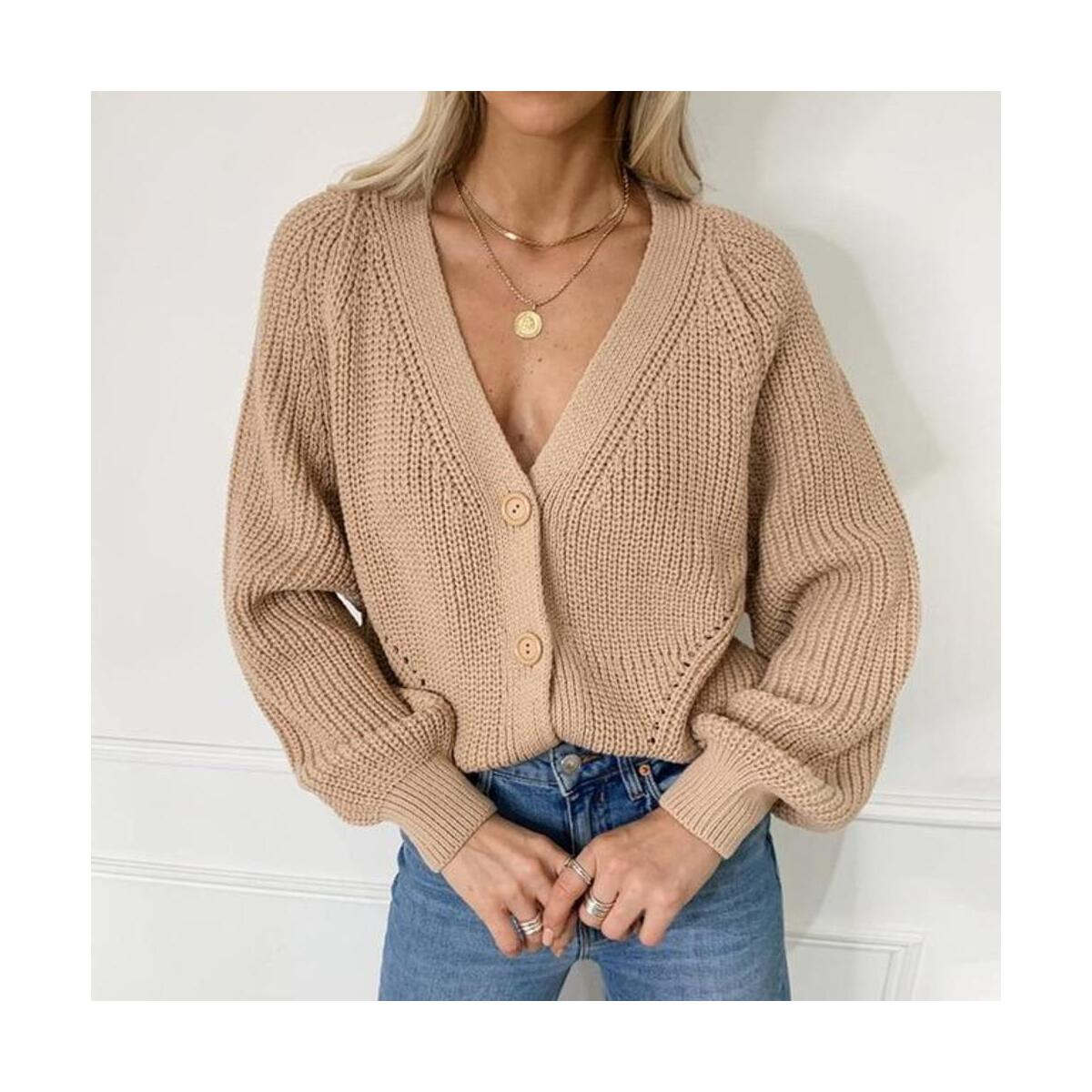 Knitting Sweater Coat