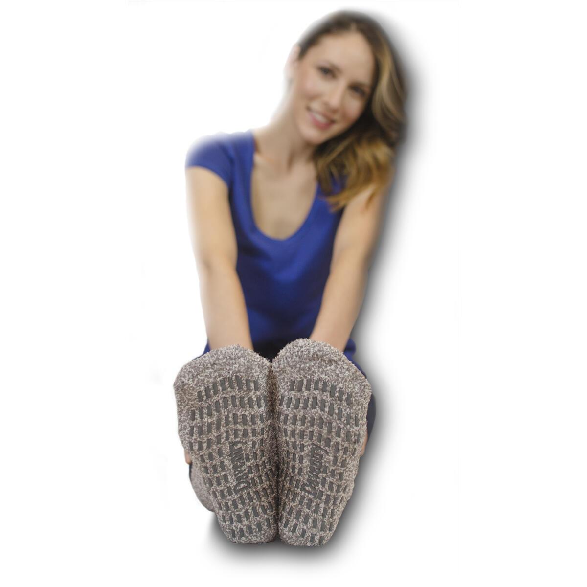 Ultra Thick Fuzzy Grip Socks