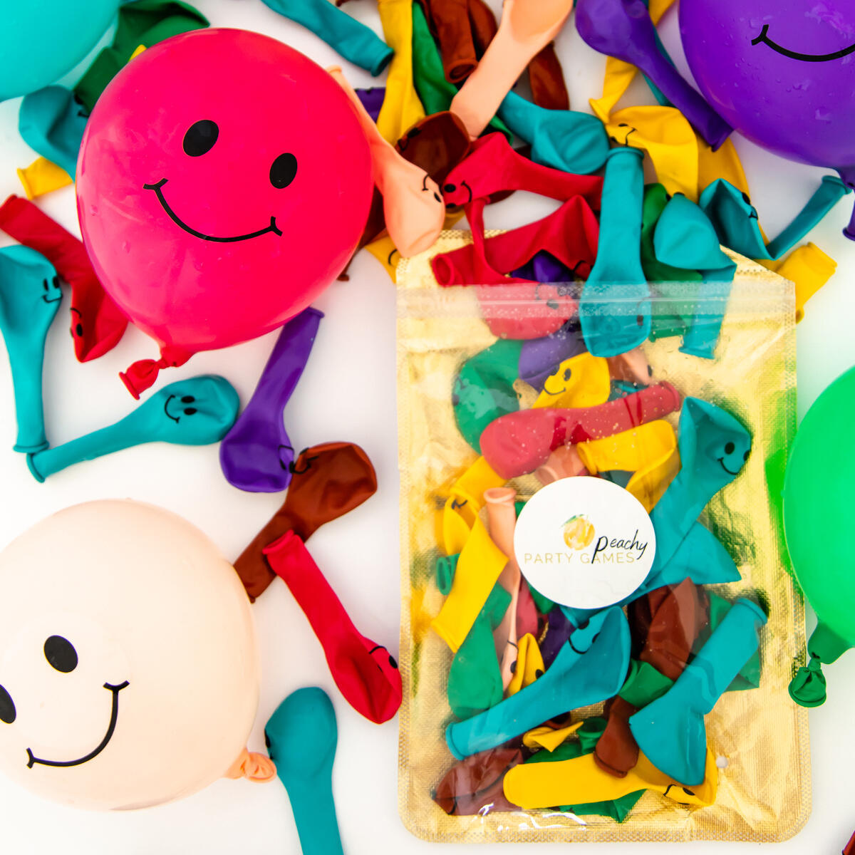 Smile Face Water Balloons
