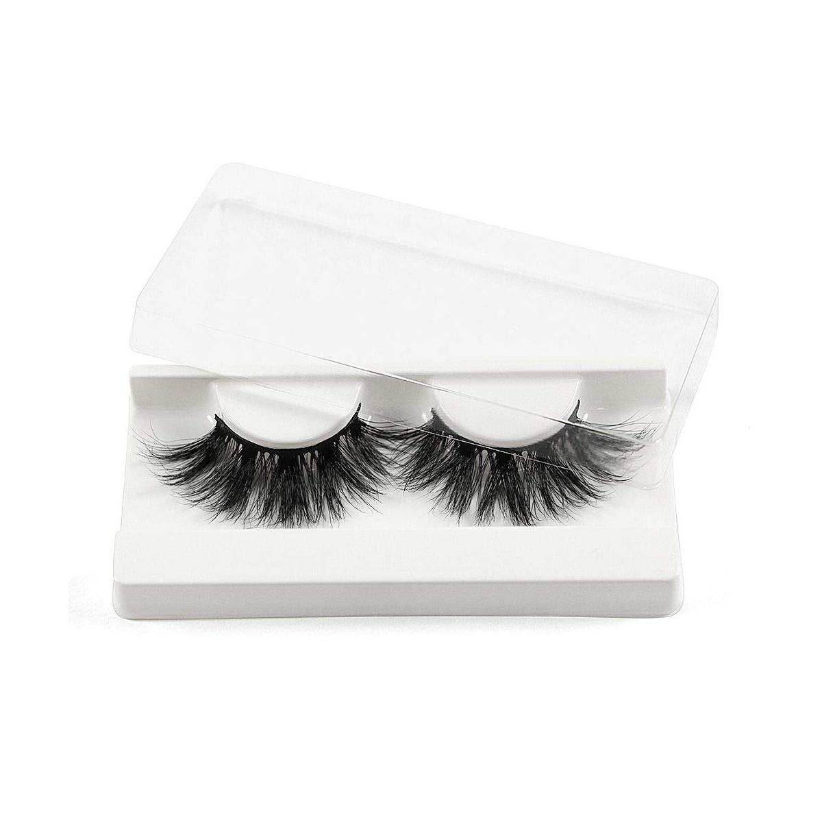 3 pair Mink Eyelashes 3D Mink Hair False Eyelashes Natural Thick Long Eye Lashes Fluffy Makeup Beauty Extension