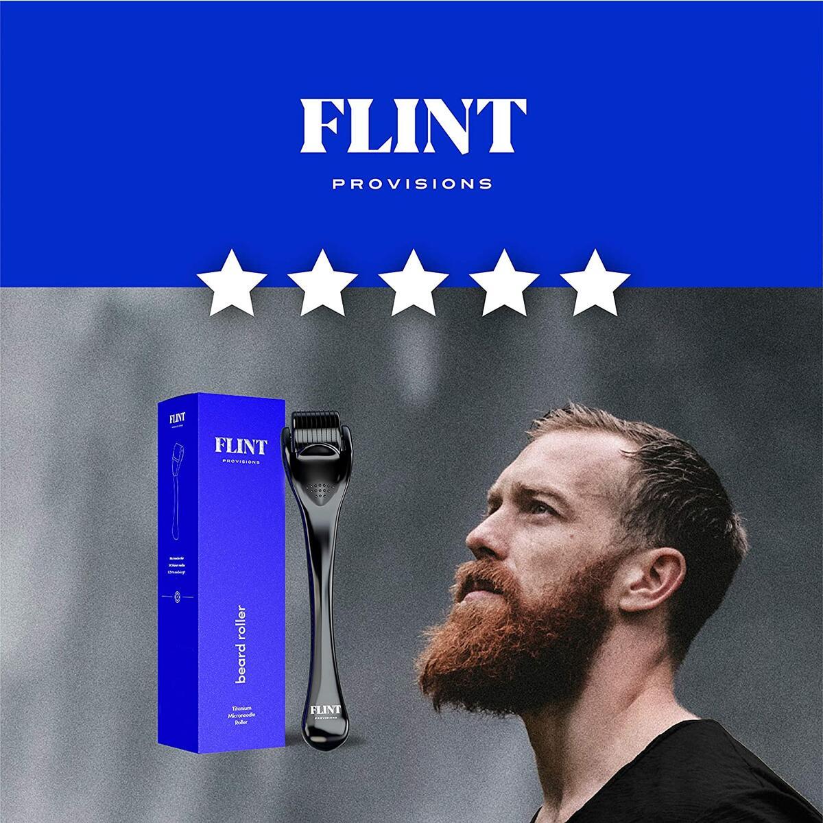Flint Provisions - Beard Roller