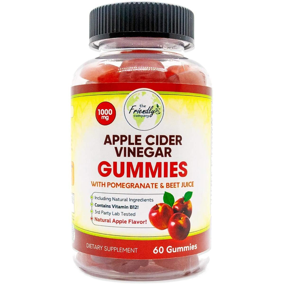Apple Cider Vinegar Gummie