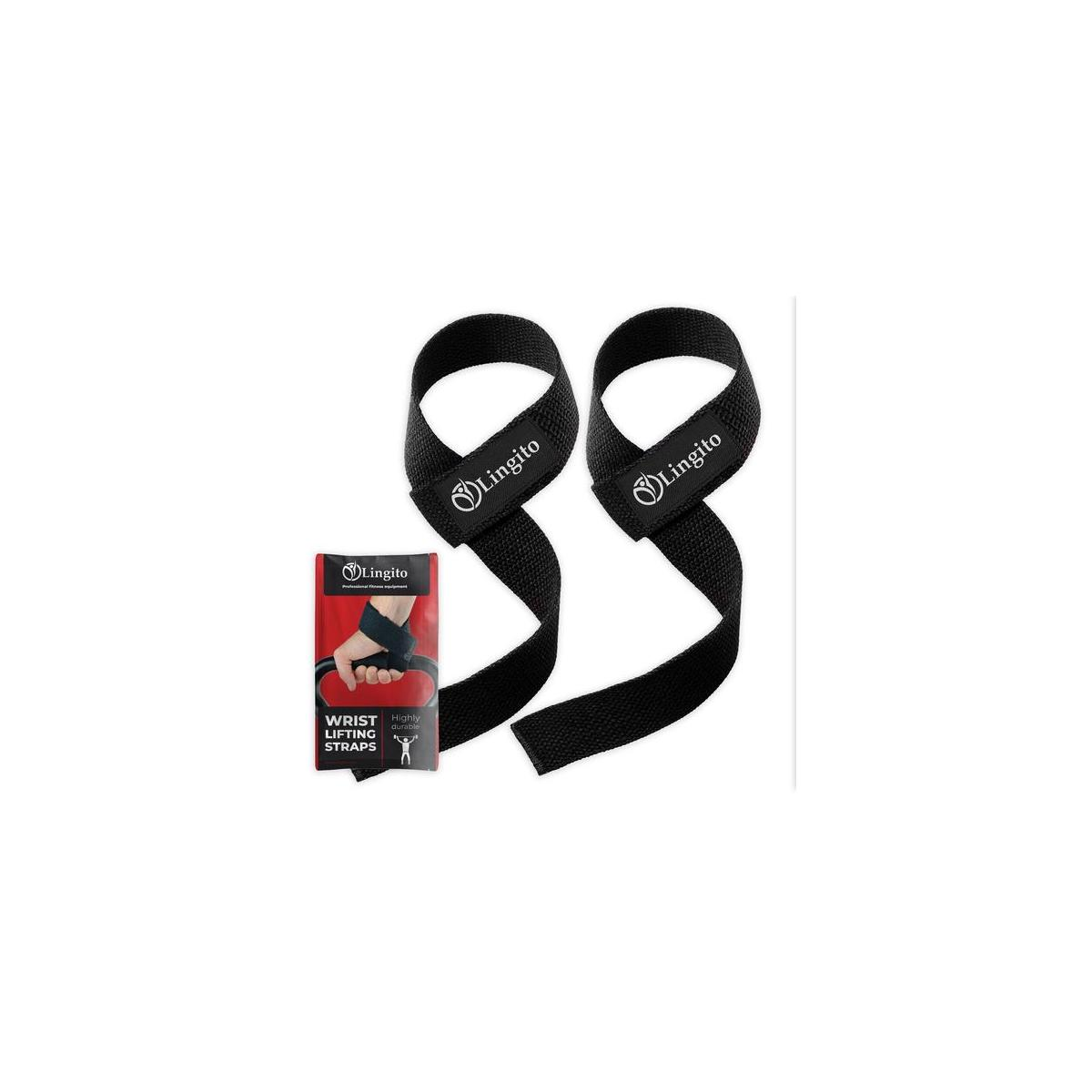 weightlifting  Neoprene Padded Straps