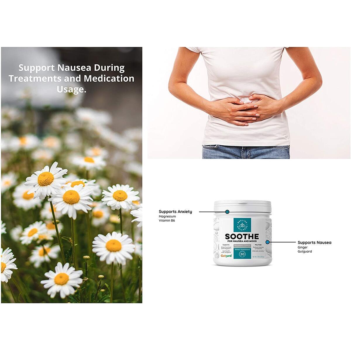 Soothe - Improve Nausea, Mood, Dyspepsia and Gut Immunity