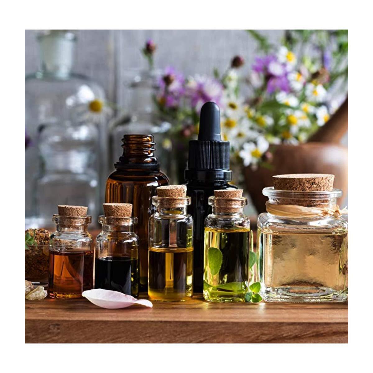 Organic Rosehip Oil Blend - For Face Body Hands Hair