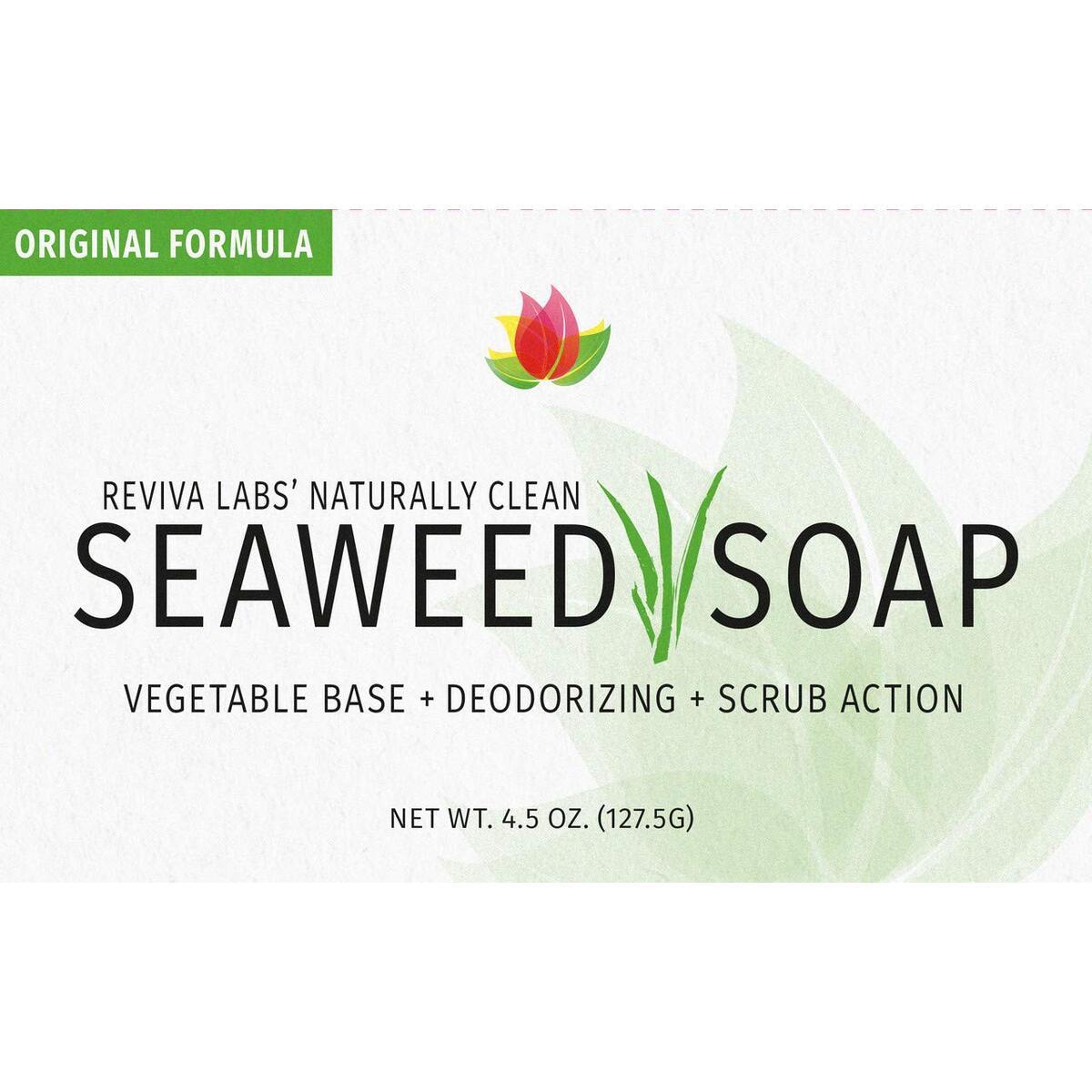 Reviva Original Formula Seaweed Soap