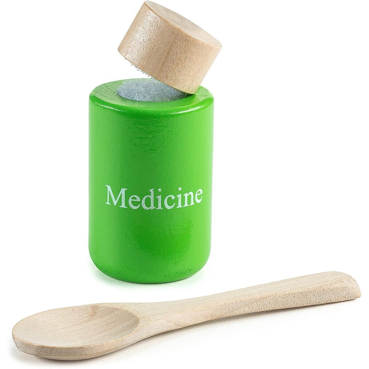 Wooden Doctor Set for Kids