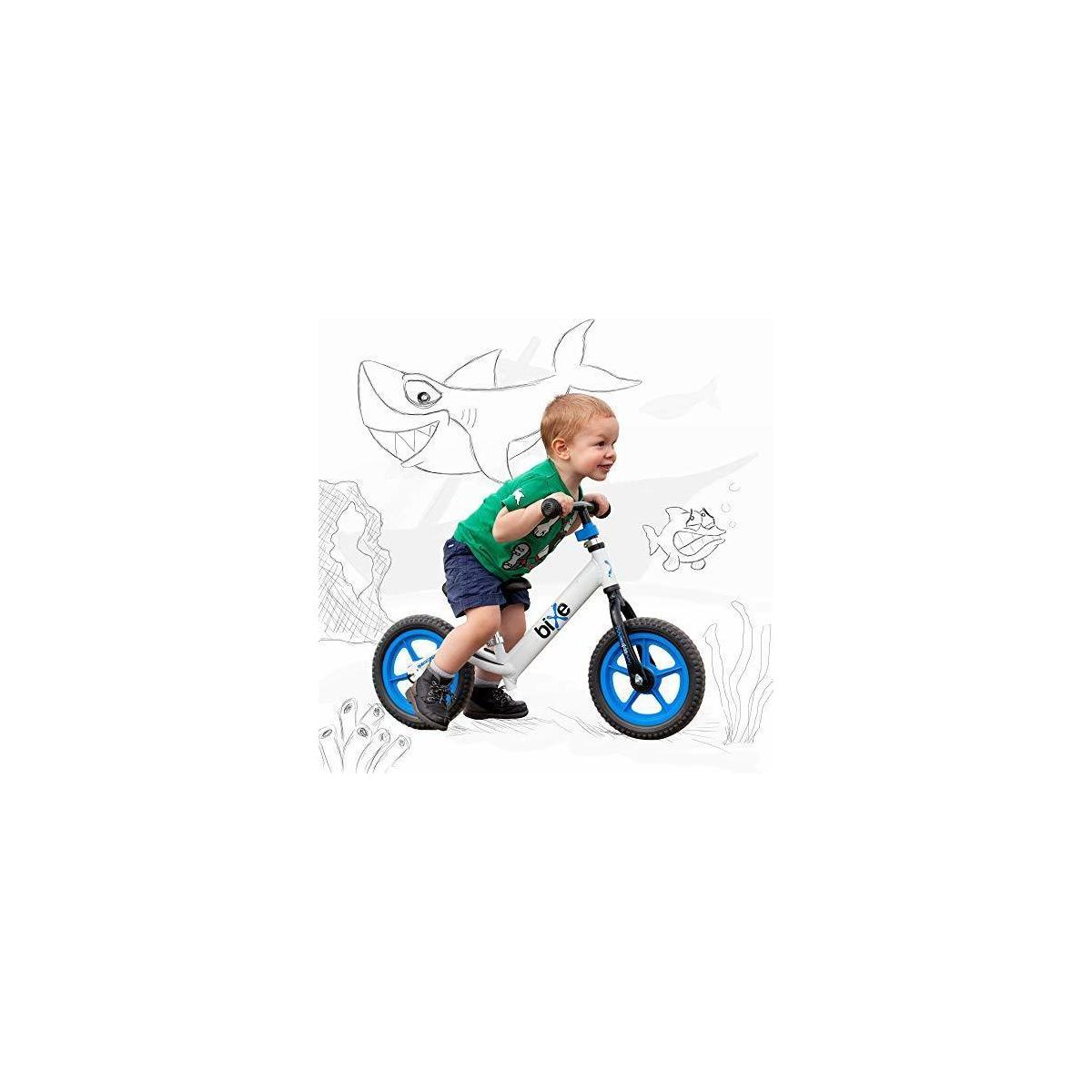 Bixe 4 lb Extreme Light Balance Bike (For Kids 2-5 Years) Applies to Blue Color