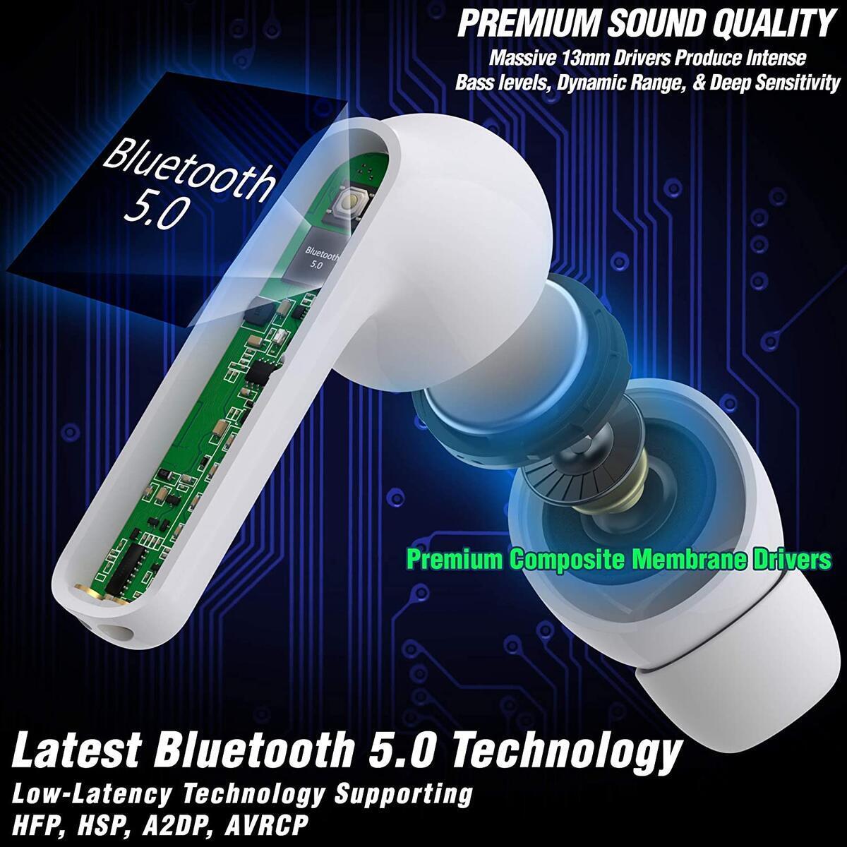 Senso PODS PLUS Premium Wireless Earbuds