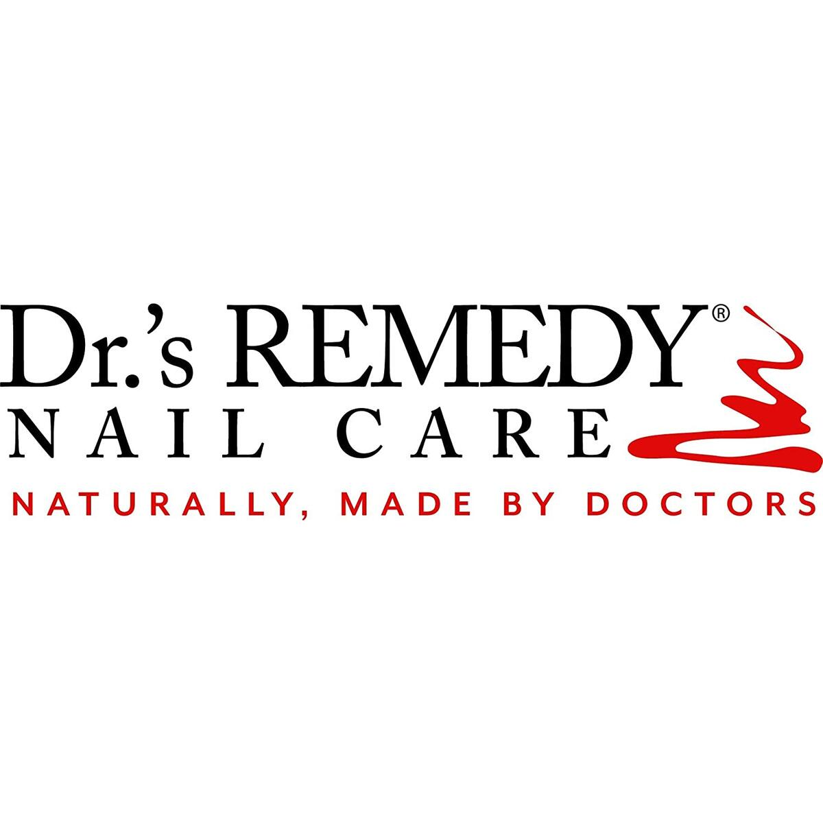 Rebate for Dr.'s Remedy Enriched Nail Polish - Nail Strengthener & Nail Hardener - Quick Dry Nail Polish - Anti Fungal Nail Treatment - EMPOWERING Evergreen Nail Polish