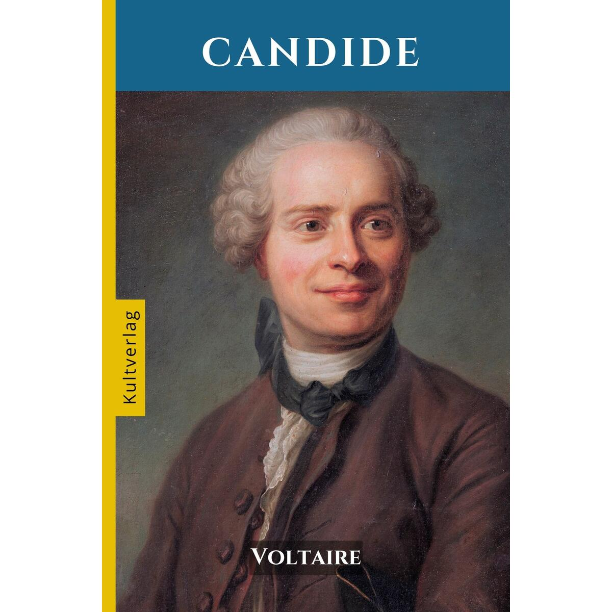 Candide - Voltaire (annotated)