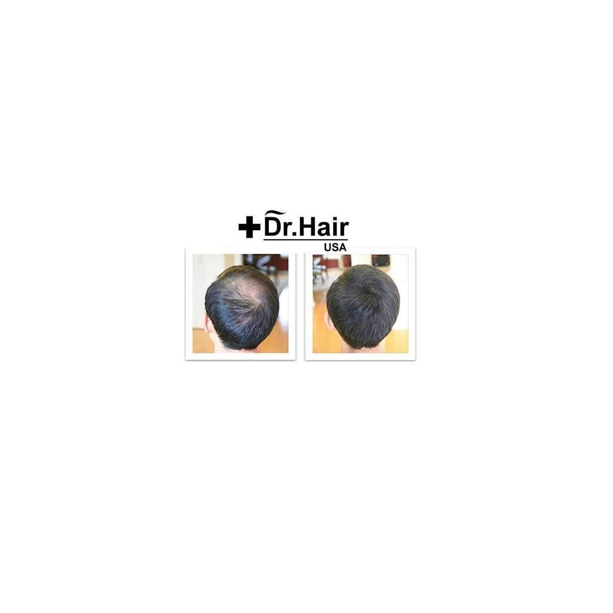 DR.HAIR USA - THE BEST HAIR FIBER. LOOK 10 YRS YOUNGER IN 1 MIN