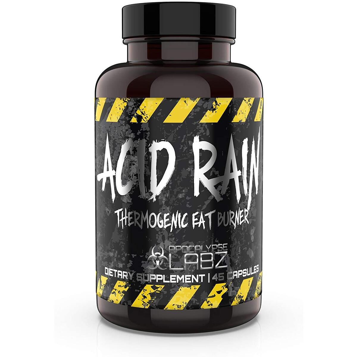 Acid Rain Thermogenic Fat Burner