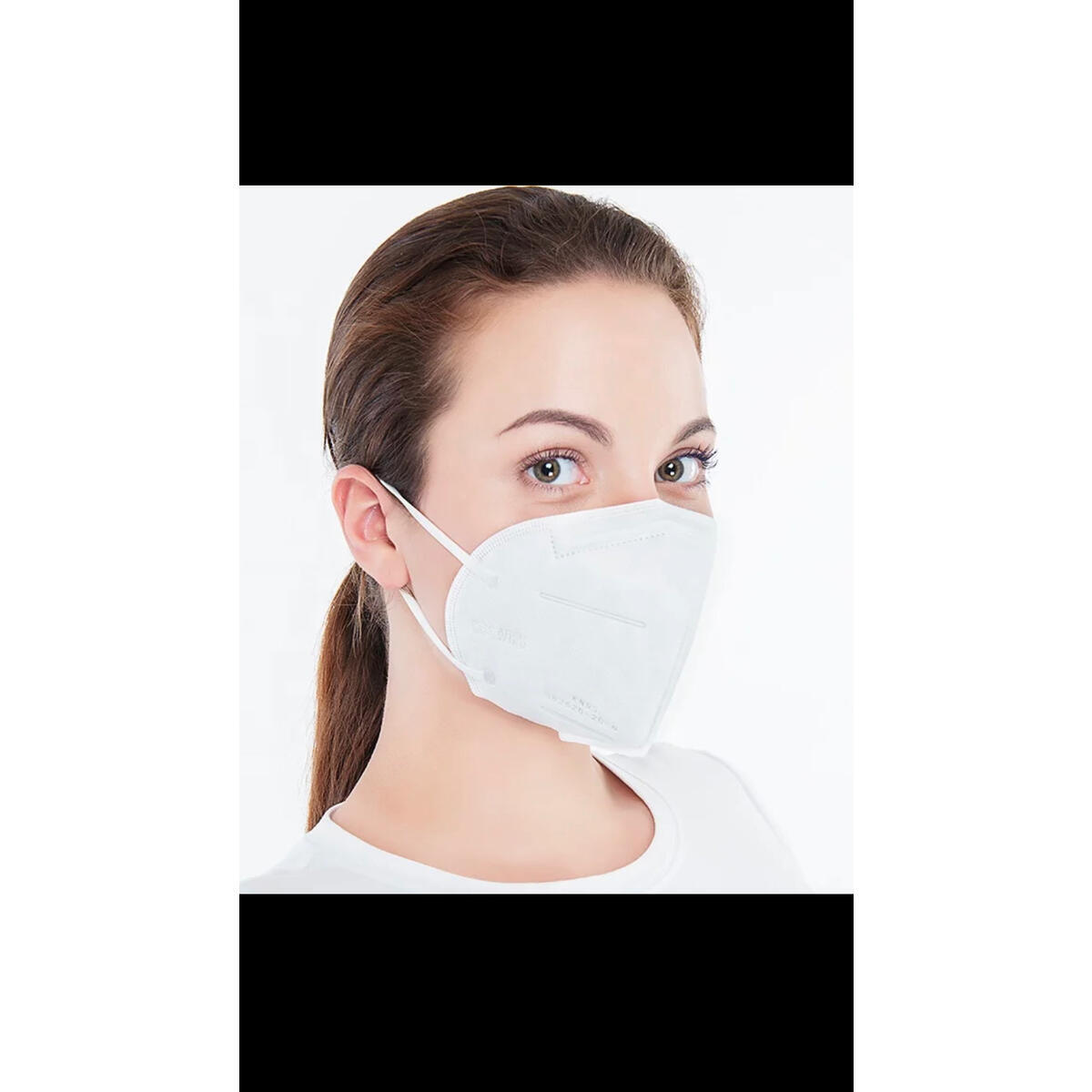 10 N95 Face Mask (Civilian Use Only)