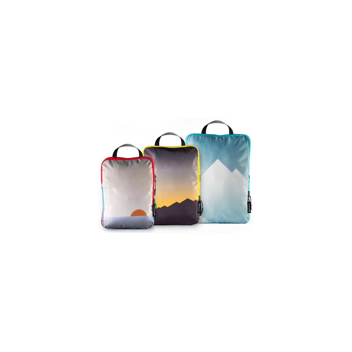 3pc Compression Packing Cubes