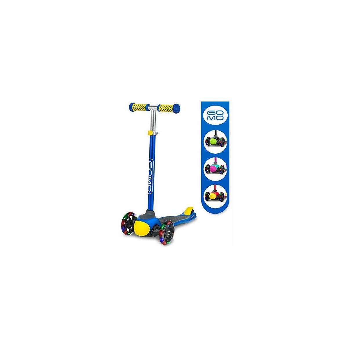 GOMO 3 Wheel Scooter (Blue ONLY!!!)
