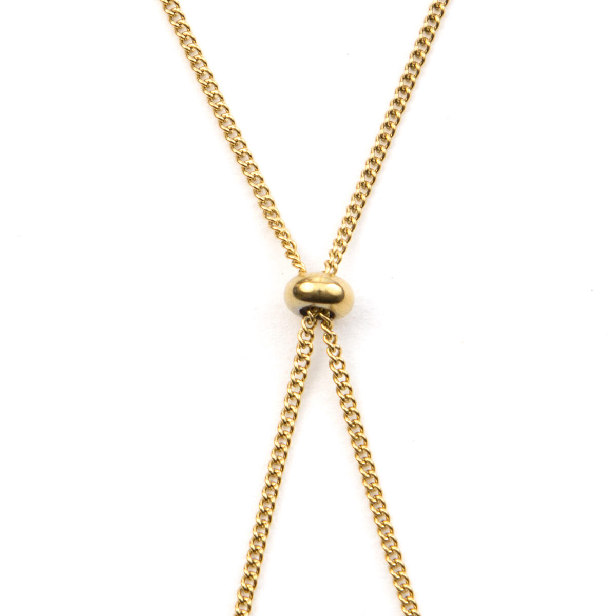 Long Gold Necklaces for Women - Fashion Dainty Gold Necklace Y Necklaces Adjustable Choker Drop Necklace Circle Bar Lariat Necklaces Simple Necklaces Long Statement Necklace 14k Gold Boho Necklace