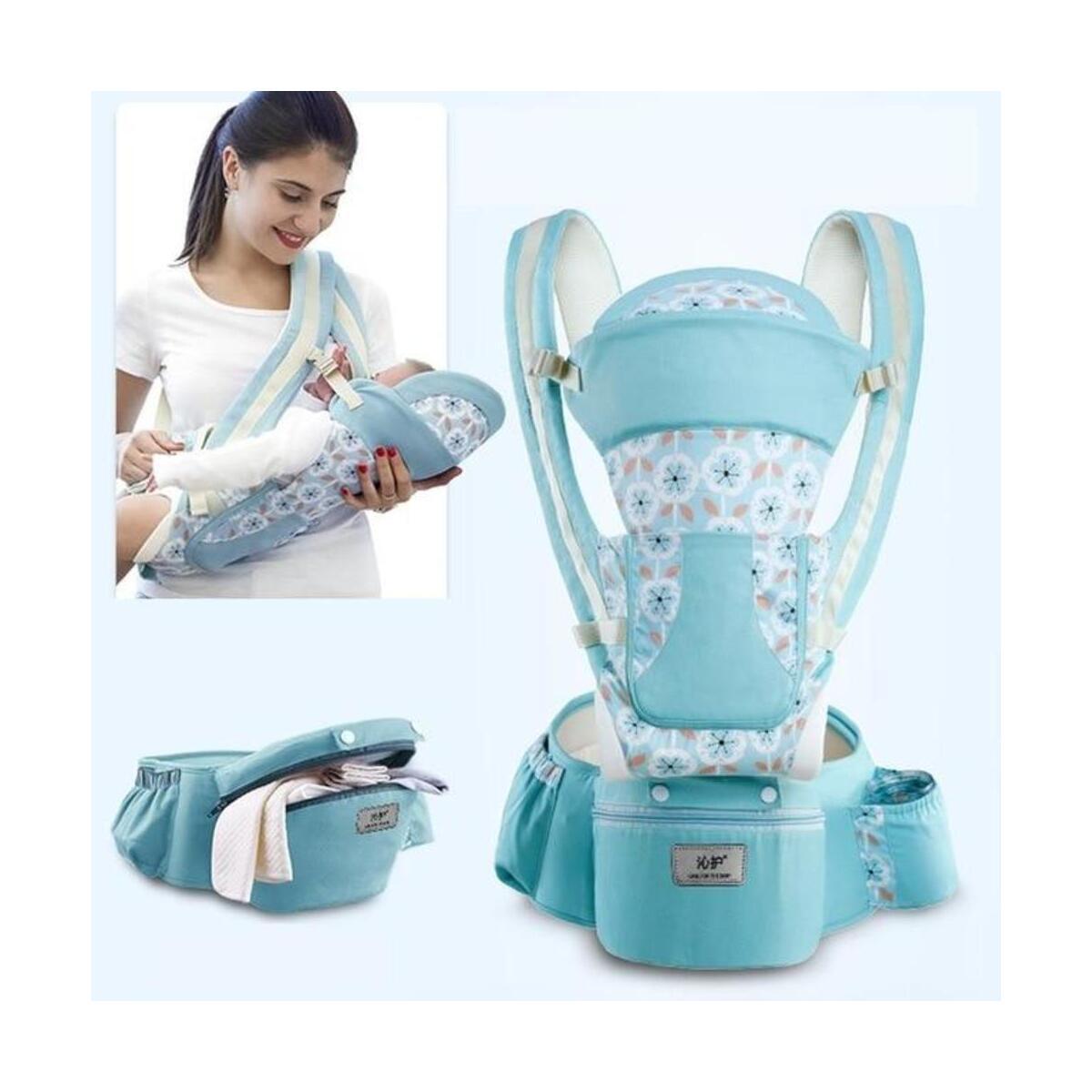 High Tech Baby Carrier W/ Hip seat