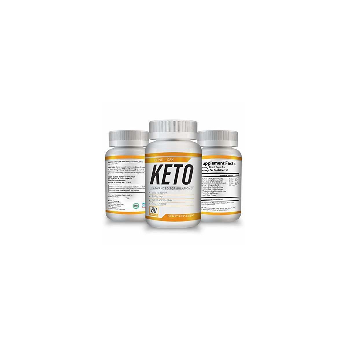 Bone and Oak Keto
