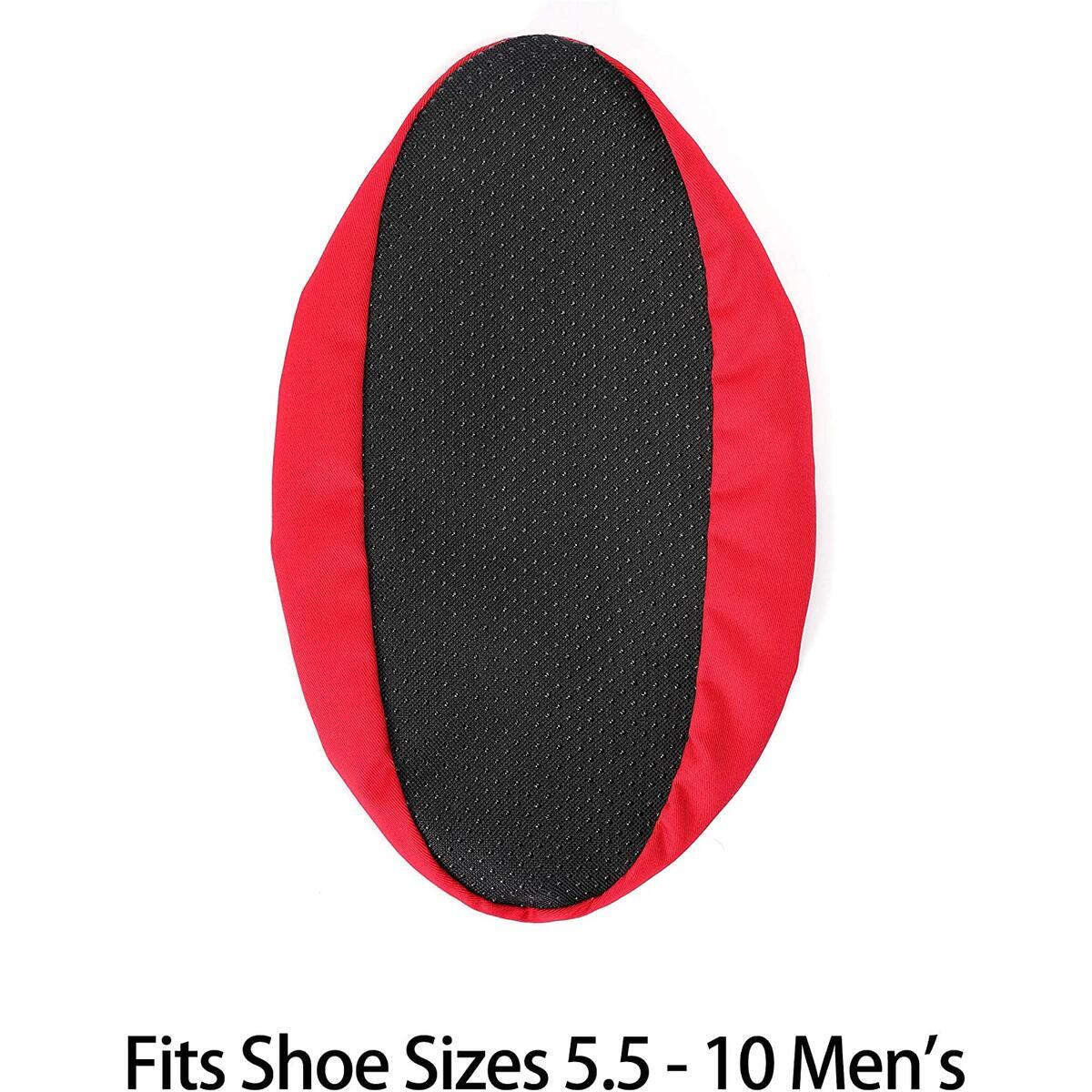 Reusable Shoe Covers - 2 Pairs